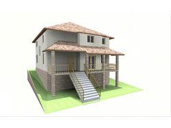 Архитектурные проекты, проектирование, чертежи