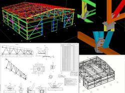 Производственно-складские помещения КМ/КМД