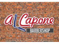 Логотип Барбер шопа