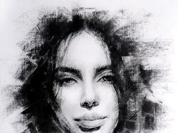 Графический портрет