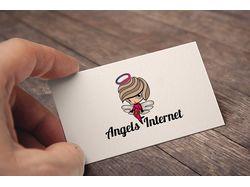 логотип_Ангелы интернета
