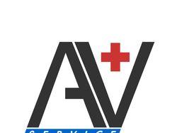 Разработка логотипа для сервис-центра