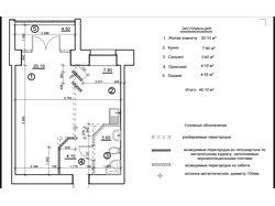 Перепланировка квартиры.