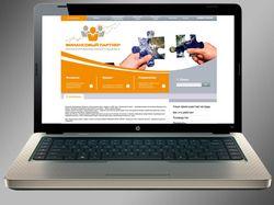 Сайт фин. партнер