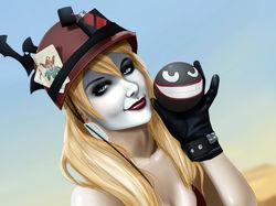 Harley Quinn Tank Girl