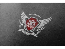 логотип для линии одежды