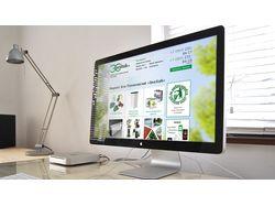 Интернет-магазин экологически чистых товаров