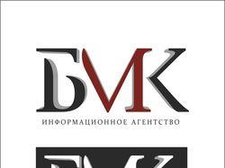 """Логотип ИА """"БМК"""""""