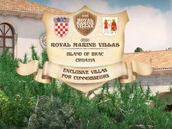 "Вебсайт компании ""Royal Marine Villas"""