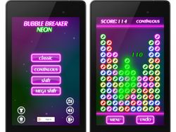 Bubble Breaker Neon