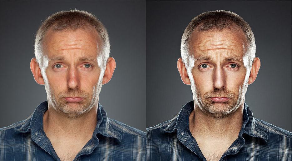Портрет фото гармония душевная болезней