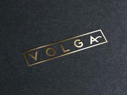 VOLGA - лого. Брендовая женская одежда