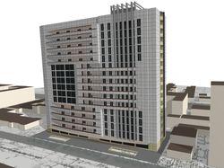 16-этажное офисное здание