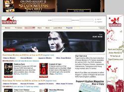 Интернет-магазин азиатских кинофильмов