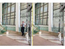 Удаление объекта (человека) с фото