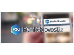 Логотип для сайта banki-novosti.ru