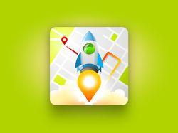 Ракета - Иконка приложения