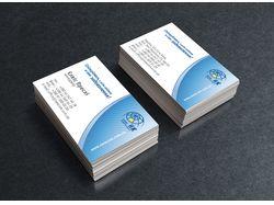 Визитная карточка «Новые коммуникации»