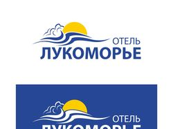 "Логотип отеля ""Лукоморье"""
