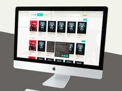 Дизайн сайта открытой онлайн- библиотеки