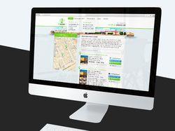Дизайн сайта vohotels.ru
