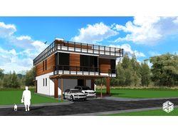 Marine Villas Residence - 2014