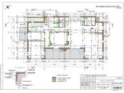 Проект частного жилья в г.Алмата