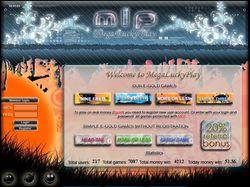 Сайт MegaLuckyPlay.com