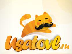 Логотип сайта USATOVL.RU
