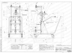Примеры оформления конструкторской документации