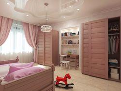 Визуализация шкафов и дверей для каталога
