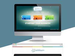 Разработка и продвижение сайта Starfishkupon