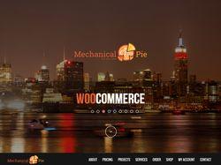 "Магазин web-сервисов ""Mechanical Pie"""
