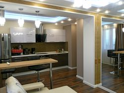 Дизайн интерьера квартиры для молодой пары