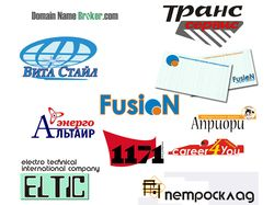 Коллаж логотипов