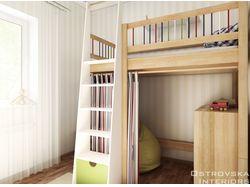 Дизайн детской комнаты, Днепропетровск