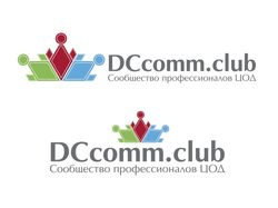 Логотип компании DCcomm.club