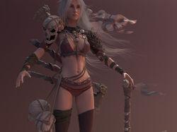 Viking girl