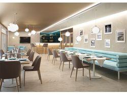 Дизайн проект гостиницы в Хорватии