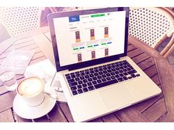 Главная страница интернет-магазина по кофе