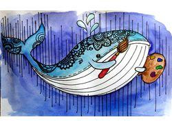 Обитатели морские и не очень