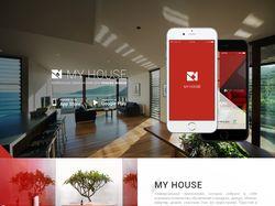 My house app