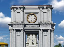 Old architectural Arch 3D model