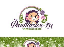 Логотип учебного центра.