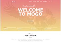 Название сайта MoGo