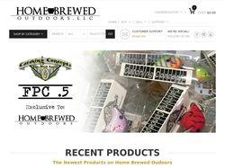 Онлайн-магазин HomeBrewedOutdoors