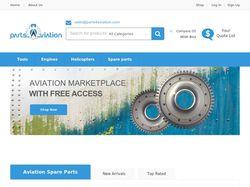 Онлайн-магазин Parts4Aviation