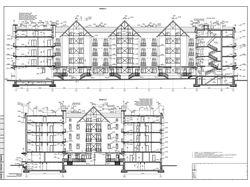 Разработка проектов жилых и общественных зданий
