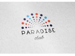 Logo - Paradise. Ночной клуб