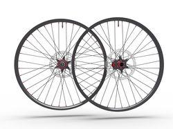 Велосипедное колесо (Vray)
